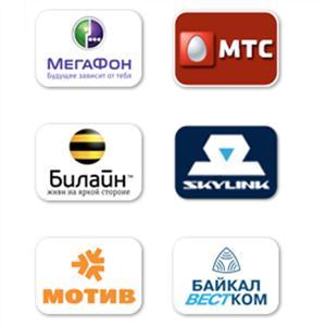 Операторы сотовой связи Бердюжья