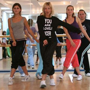 Школы танцев Бердюжья