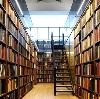 Библиотеки в Бердюжье