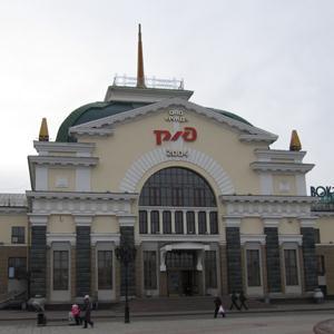 Железнодорожные вокзалы Бердюжья